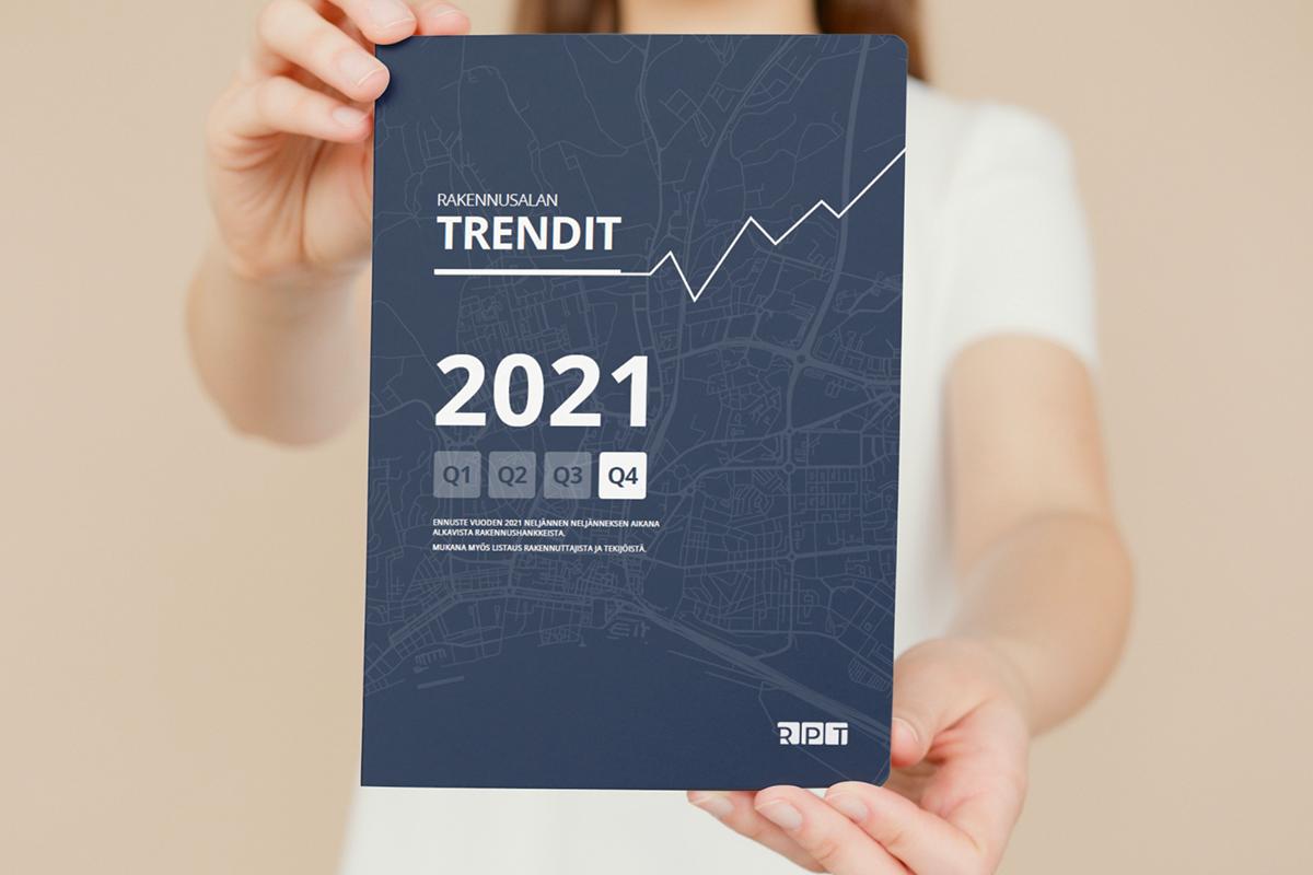Rakennusalan trendit Q4/2021