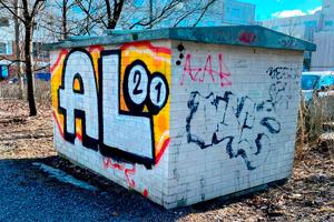 Suojaa Ei-toivottuja graffiteja ja törhryjä vastaan