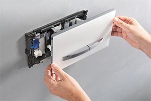 Uusi DuoFresh-hajunpoistomoduuli toimii kuin liesituuletin wc:ssä