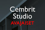 UUTUUS! Cembrit Studio avataan!