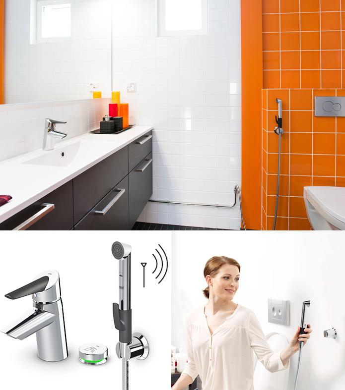 Vuoden 2014 Highlight-tuote: Oras Smart Bidetta | RakennusFakta.fi